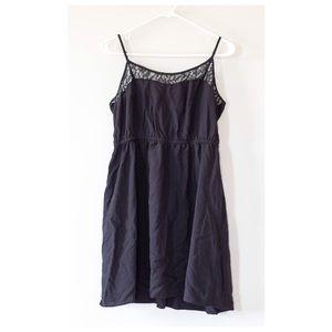H&M Short Black Dress - 12